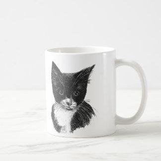 タキシード猫のマグ コーヒーマグカップ