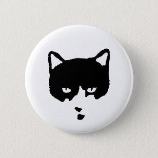 タキシード猫ボタン 缶バッジ