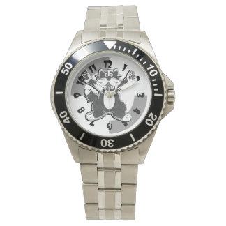 タキシード猫 腕時計