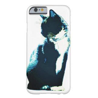 タキシード猫 BARELY THERE iPhone 6 ケース