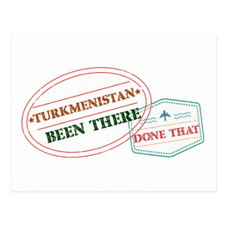 タキマンニスタンそこにそれされる 葉書き