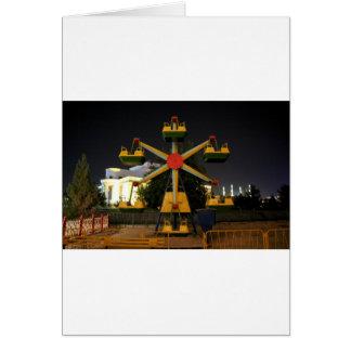 タキマンニスタンのおもしろい グリーティングカード