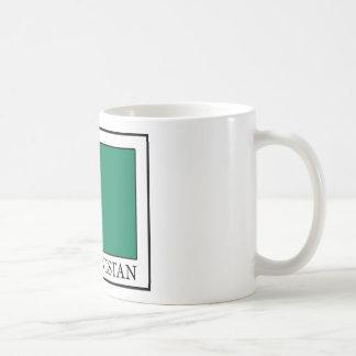 タキマンニスタンのマグ コーヒーマグカップ