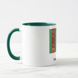 タキマンニスタンのマグ マグカップ