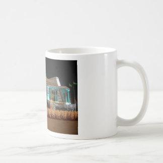 タキマンニスタンの個人崇拝 コーヒーマグカップ