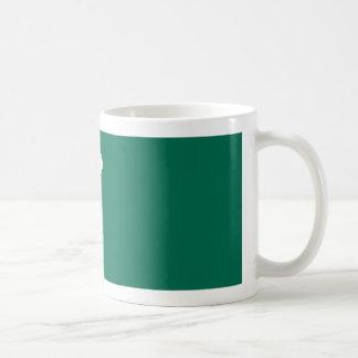 タキマンニスタンの旗のコーヒー・マグ コーヒーマグカップ