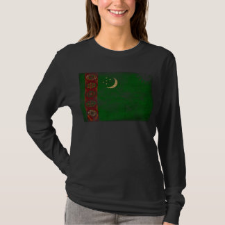 タキマンニスタンの旗 Tシャツ