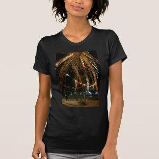タキマンニスタンを観覧車 Tシャツ