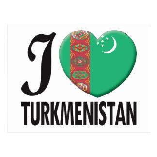 タキマンニスタン愛 ポストカード