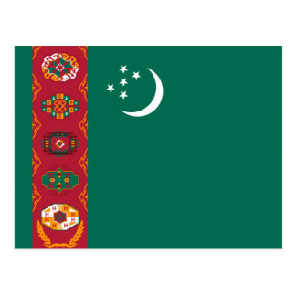 タキマンニスタン ポストカード