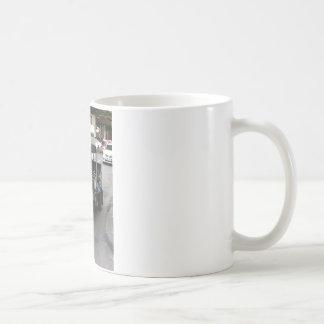 タクシーだれでもか。 コーヒーマグカップ