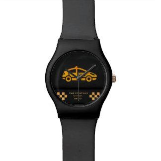 タクシーの会社の腕時計 腕時計