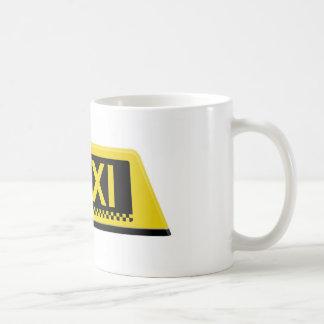 タクシーの印 コーヒーマグカップ