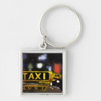 タクシーKeychain キーホルダー