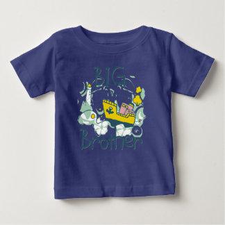 タグボートのお兄さん ベビーTシャツ