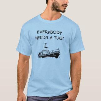 タグボートのワイシャツ Tシャツ