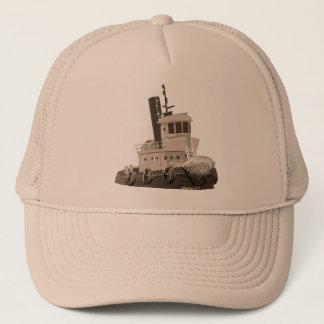 タグボートの帽子 キャップ