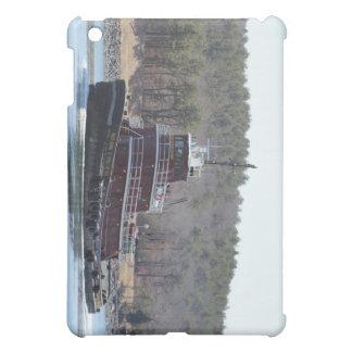 タグボートのMarjorie B McAllisterのケープコッドのiPadの場合 iPad Mini カバー