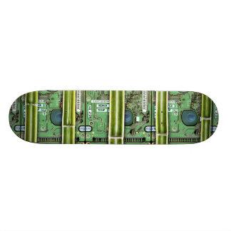 タケおよびHarddrives板 スケートボード