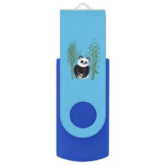 タケのパンダ USBフラッシュドライブ