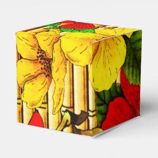 タケの花 フェイバーボックス
