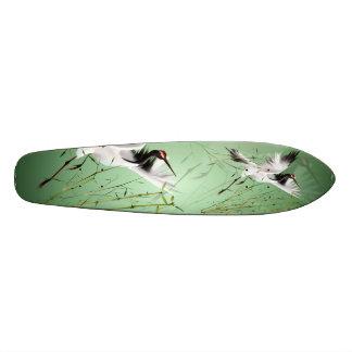 タケスケートボードの1つのクレーン スケートボード