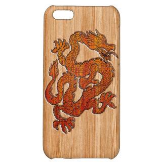 タケスタイルのドラゴン iPhone 5C カバー
