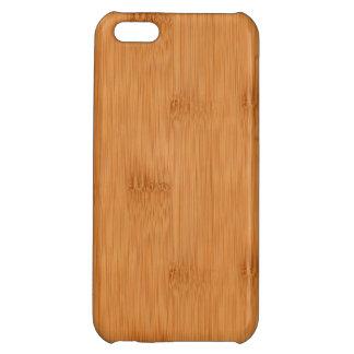 タケトーストの木製の穀物の一見 iPhone5Cカバー
