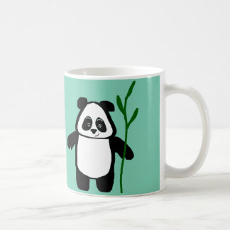 タケパンダのマグ コーヒーマグカップ