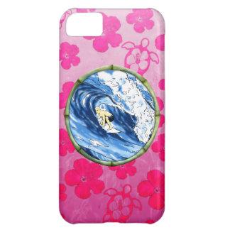 タケ円のサーファー iPhone5Cケース