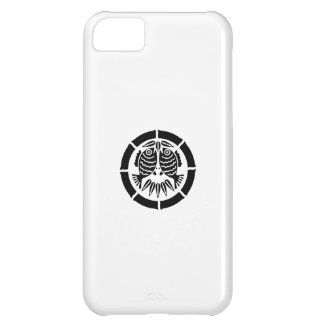 タケ円のタイの直面 iPhone5Cケース