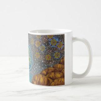 タケ山、ポテトの丘 コーヒーマグカップ
