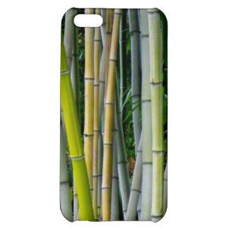 タケ黄色緑の灰色 iPhone 5C CASE