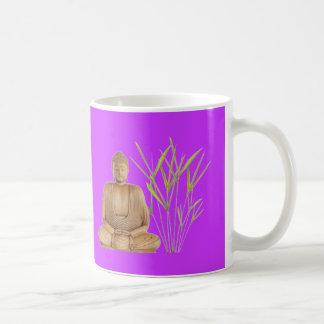 タケ黙想 コーヒーマグカップ