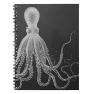 タコのトリプティクのノート ノートブック