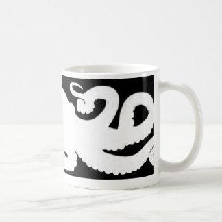 タコのマグ コーヒーマグカップ