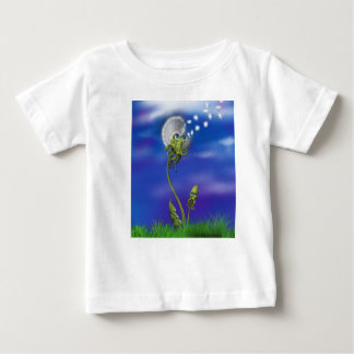 タコの夢 ベビーTシャツ