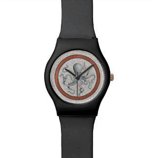 タコの腕時計 腕時計
