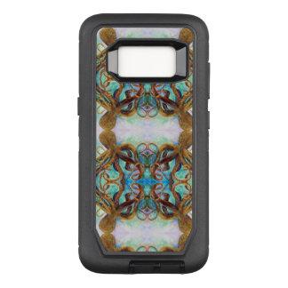 タコの電話箱、カバー オッターボックスディフェンダーSamsung GALAXY S8 ケース
