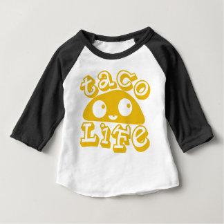 タコスの生命 ベビーTシャツ