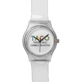 タコスの腕時計-ゆとり 腕時計