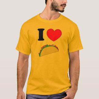 タコスの衣服 Tシャツ