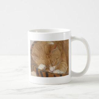 タコス昼寝猫 コーヒーマグカップ