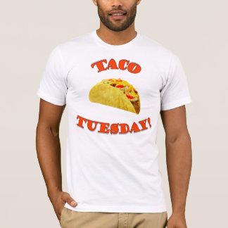 タコス火曜日! Tシャツ