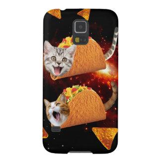 タコス猫の宇宙 GALAXY S5 ケース