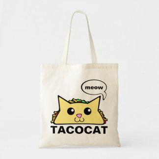 タコス猫 トートバッグ