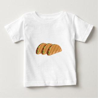 タコス ベビーTシャツ