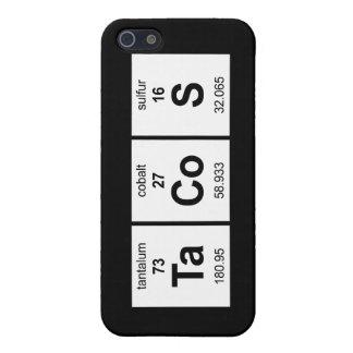 タコス iPhone SE/5/5sケース