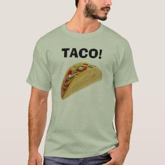 タコス! Tシャツ