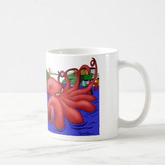 タコブリストル コーヒーマグカップ